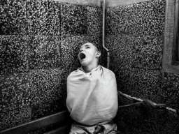 Black and White Photos Of A Mental Institution In Kosovo - Stella's Magazine